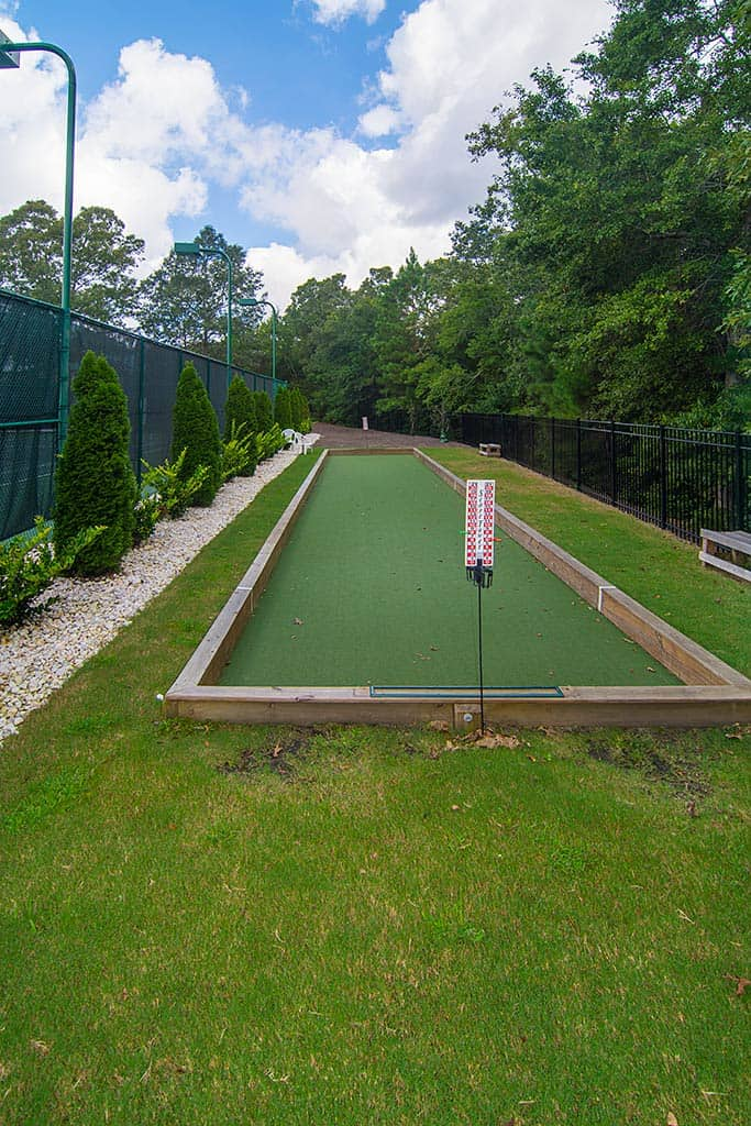 Winding River Plantation - Community Bocci Ball Courts