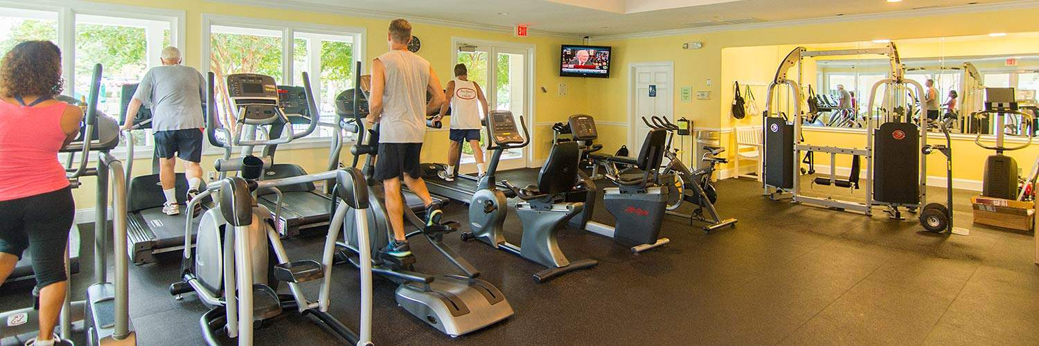 Winding River Plantation - Fitness Center