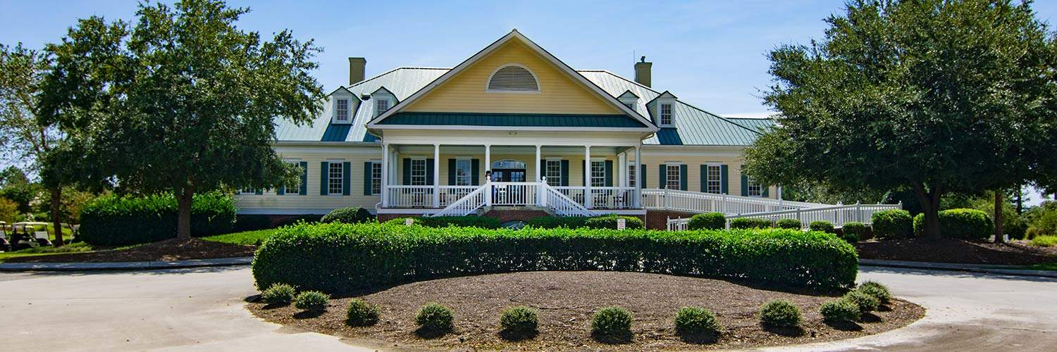Carolina National Golf Clubhouse
