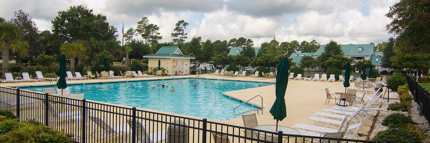 Winding River Plantation - Community Pool